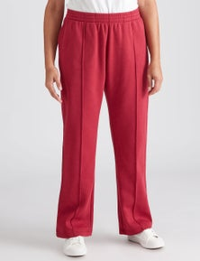 Millers Full Leg Pull on Leisure Pant with Pintuck