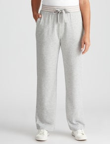Millers Full Leg Leisure Pant with Stripe Waistband