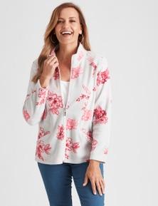 Millers Long Sleeve Printed Mf Jacket