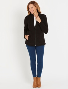 Millers Long Sleeve Textured Jacket