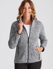 Millers Long Sleeve Active Zip Jacket