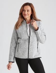 Millers Long Sleeve Active Zip Jacket