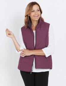 Millers Reversible Puffer Vest
