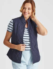 Millers Quilted Vest