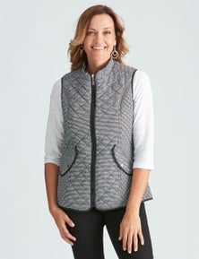 Millers Lightweight Quilted Vest