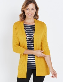 Millers Textured Edge To Edge Cardigan