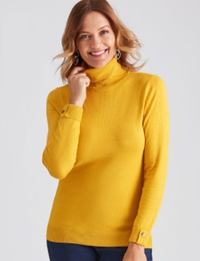 Millers Volume Roll Neck Jumper