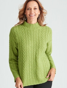 Millers Cable Knit Jumper