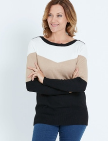 CHEVRON SMART JUMPER