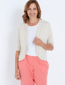 Millers Elbow Sleeve Crop Cardi