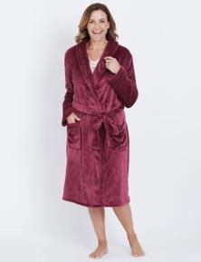 Millers Plush Robe