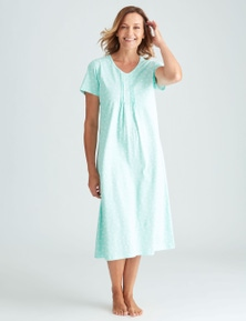 KNIT NIGHTIE