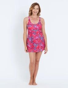 Millers Pink Paisley Swimdress