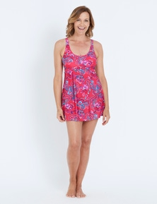 Millers Pink Paisley Swimdress