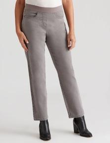 Millers Full Length Rib Waist Jean