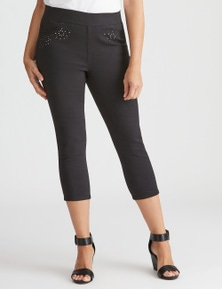 Millers embellished pull on jean