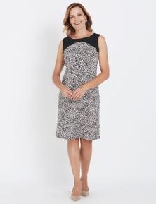 Millers Sleeveless Shift Dress