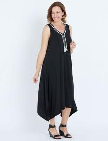 Millers Online Exclusive Sleeveless Hanky Hem Dress