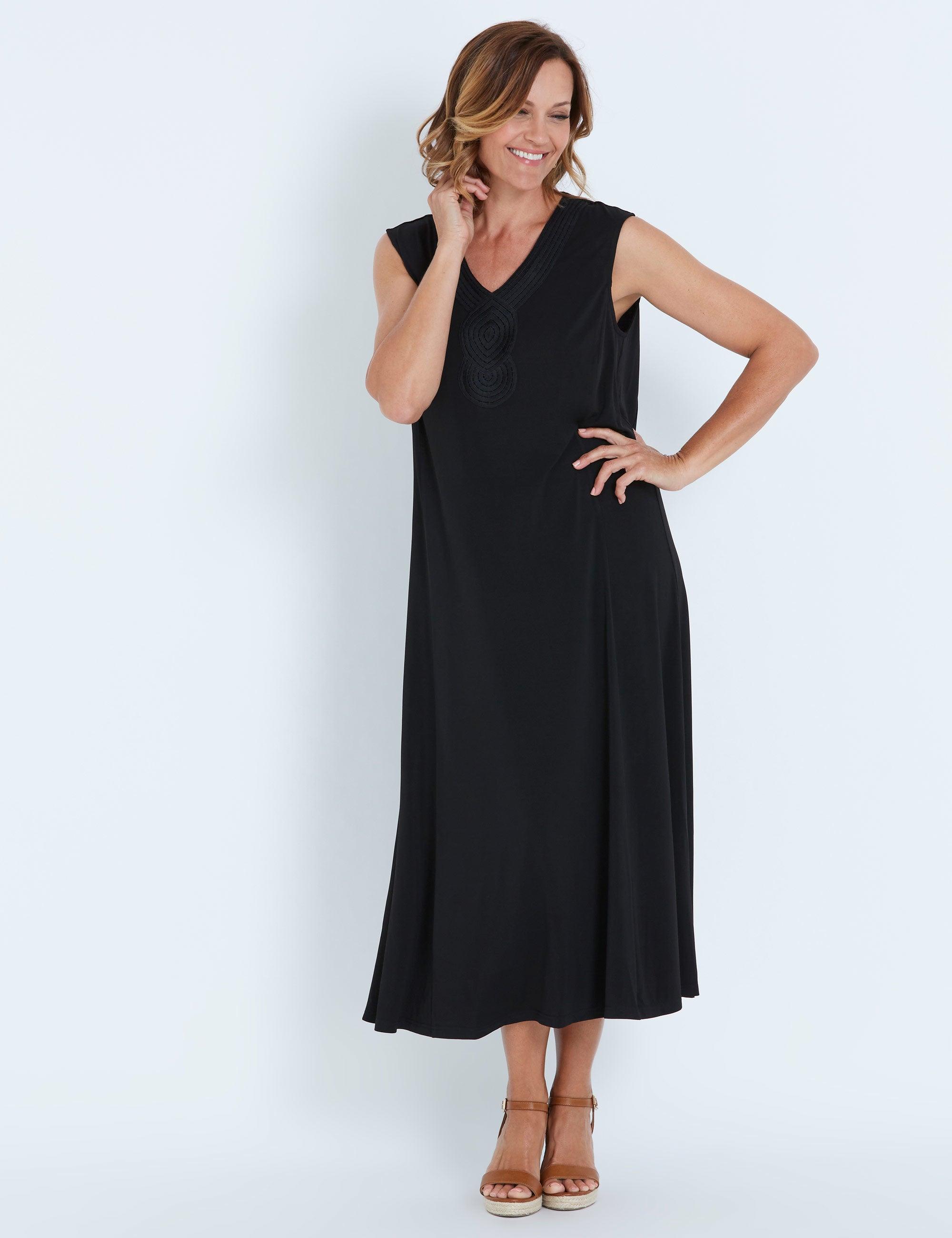 Black Dresses - Formal, Casual