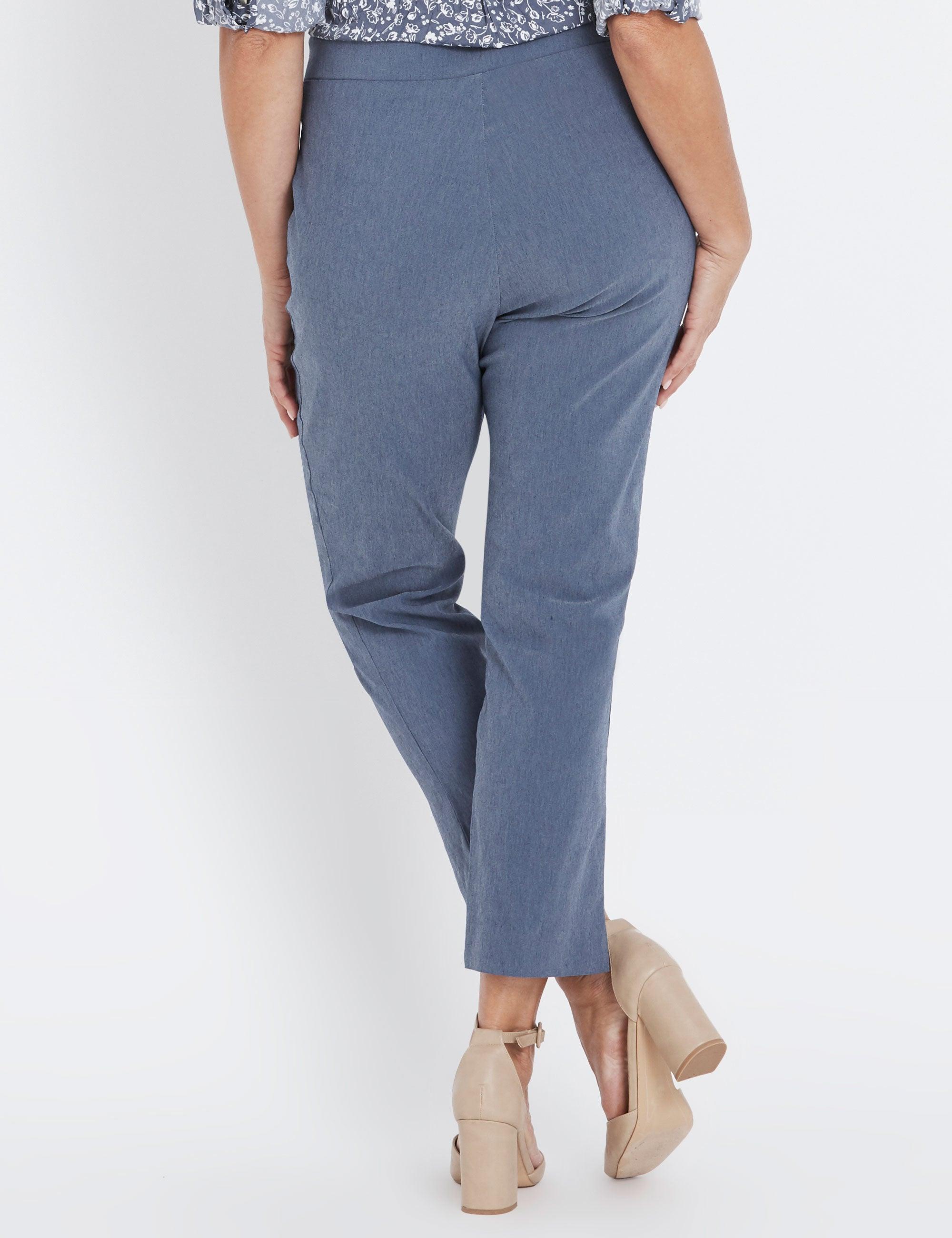 Vigorella Bengaline High Waisted Pant Brand New