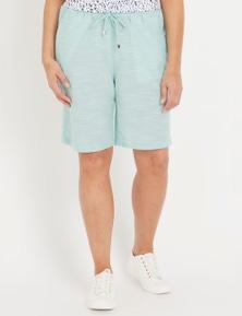 Millers Cotton Slub Short