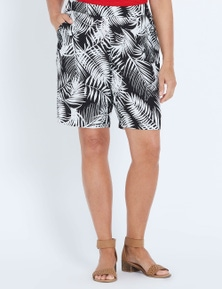 Millers rayon short