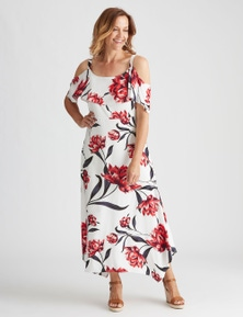 Millers Strappy Frill Overlay Dress