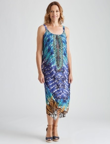 WOW FEATHER MIDI DRS