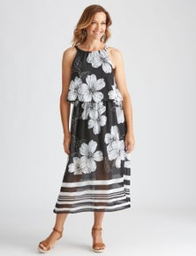 Millers Strappy Floral Dress