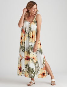 Millers Strappy Printed Maxi Dress