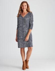 Millers Brushed Midi Dress