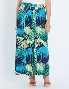 Millers Aline Split Front Maxi Jersey Skirt