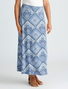 Millers Printed Maxi Skirt