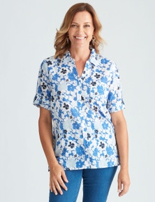 VOLUME VOILE SHIRT