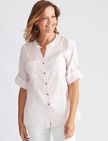 Millers Woven Cotton Blouse