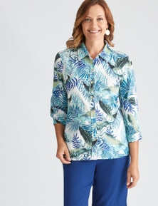 Millers 3/4 Sleeve Shirt