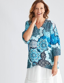 Millers Flare Sleeve Blouse