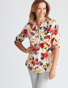 Millers Floral Blouse