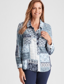 Millers Printed Soft Shirt