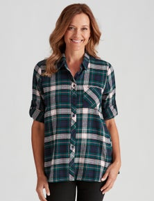 Millers Flannel Check Shirt