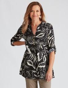 Millers Textured Trapeze Shirt