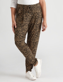 Millers Full Length Jersey Knit Pull On Pant