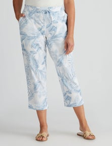 Millers Crop Fashion Cotton Washer Pant