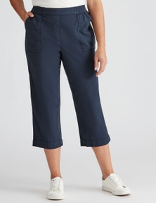 Millers Crop Cotton Washer Pant