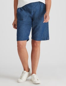 Millers Chambray Short