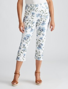 Millers volume printed jegging
