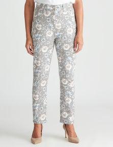 Millers printed jean