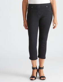 Millers volume jegging crop jean