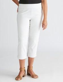 Millers crop comfort jean