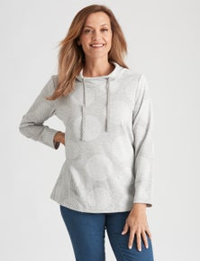 Millers Long Sleeve Cosy Cowl Neck